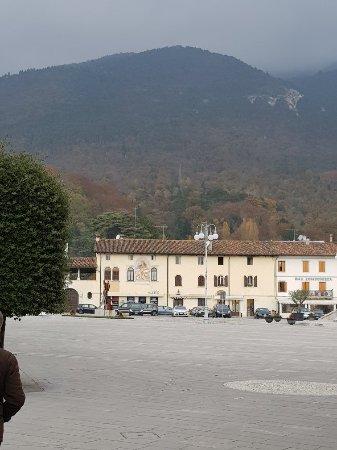 Majano piazza italia