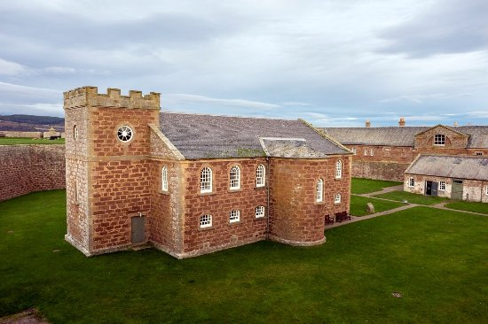 Fort George: the chappel