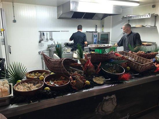 Restaurant la cabane dans saint malo avec cuisine fruits - Cours de cuisine saint malo ...