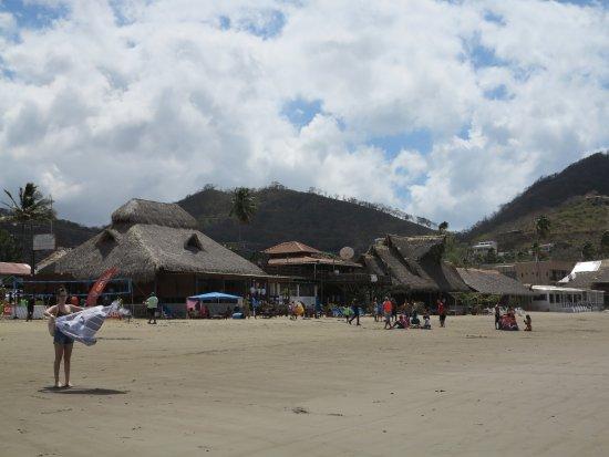 San Juan del Sur Beach: Playa de Sann Juan