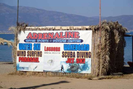 Adrenaline Water Sports - Diving Center