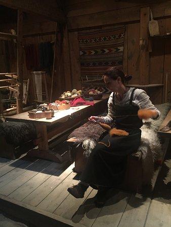 Vestvagoy, Norge: Lofotr Viking Museum
