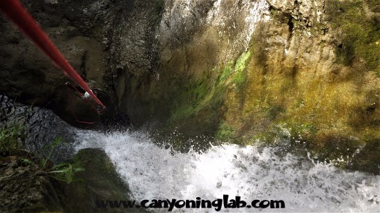 Canyoning Lab Enjoy Water