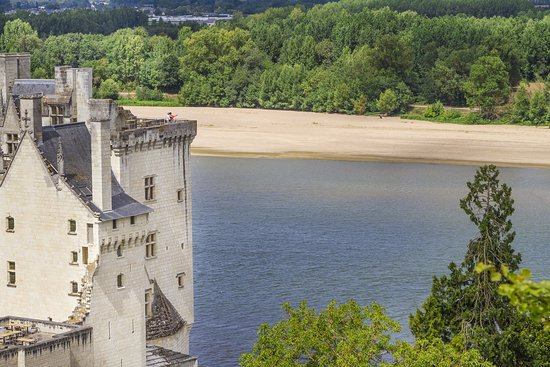 Chateau de Montsoreau-Museum of contemporary art