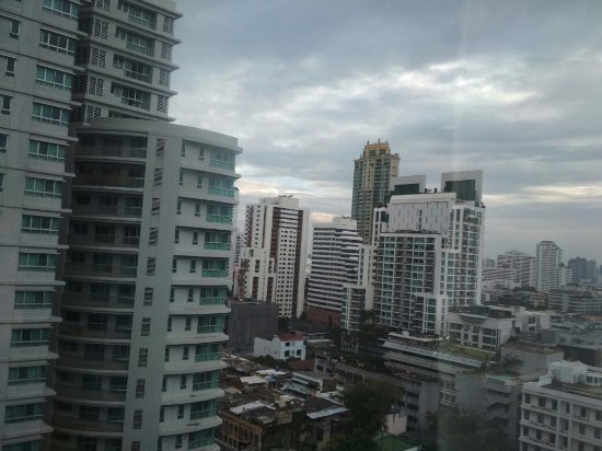 تاي بان هوتل: this was the view from my room