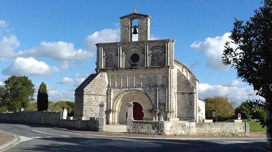 Église st Vivien