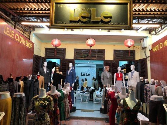 LeLe cloth shop