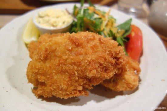 Kasuga, Japan: 魚フライ