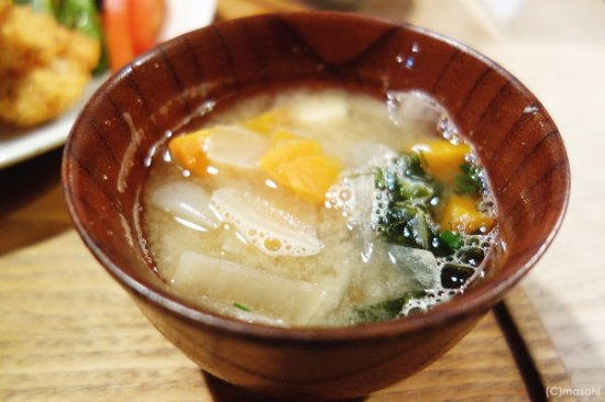 Kasuga, Japan: 味噌汁