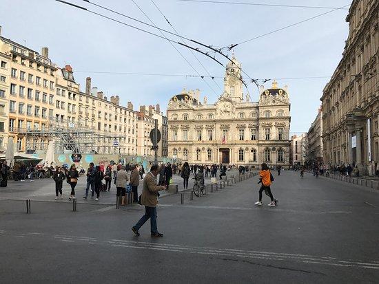 Place des Terreaux.