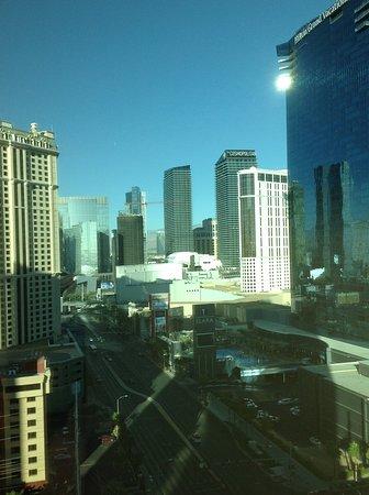 Signature at MGM Grand: Great view