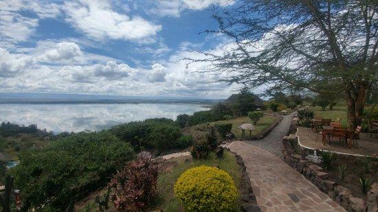 Lake Elementaita, Kenya: Sunbird Lodge