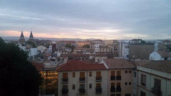 Hotel Carlos V : Vistas desde la terraza del hotel.