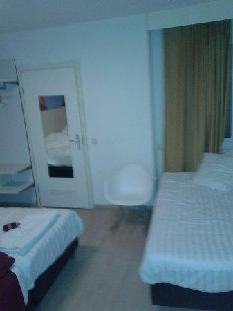 France Hotel Amsterdam: 20171110_113155_large.jpg