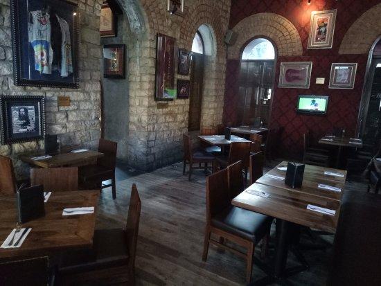 Hard Rock Cafe Bengaluru: dining area