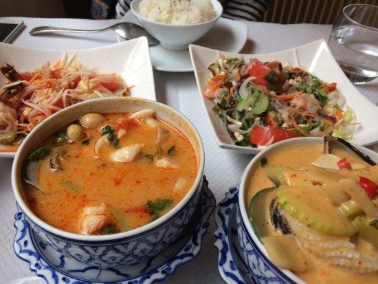 La Maison Thai Lyon Jules Ferry Recamier Commander En Ligne Restaurant Reviews Tripadvisor