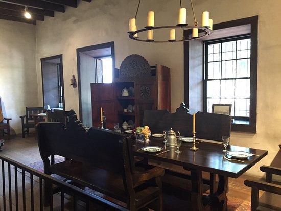 El Pueblo De Los Angeles The Museum Old Style Mexican House