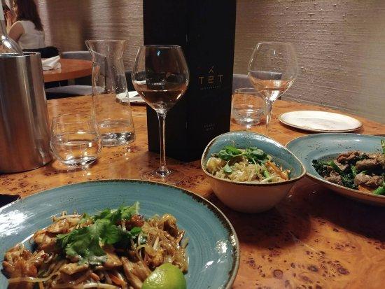Thai On The Square Restaurant Wakefield