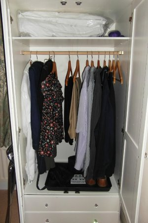 Cedar House: Wardrobe