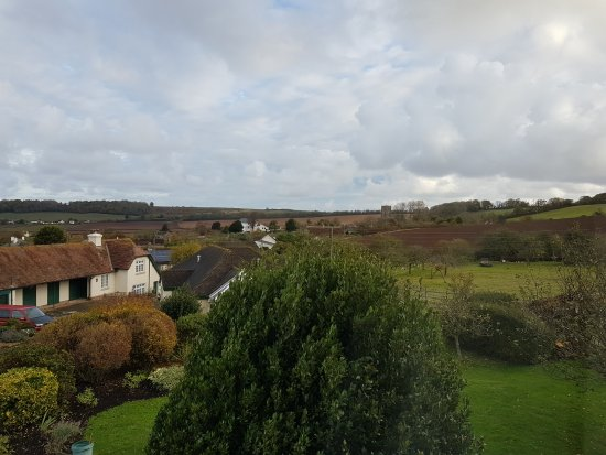 Old Cleeve, UK: Wake up to this.