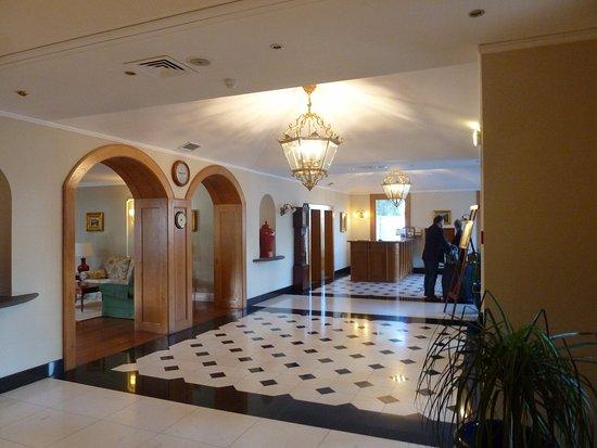 Quinta Jardins do Lago: lobby