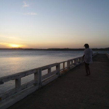 Salinas da Margarida: Praia Barra do Paraguaçu