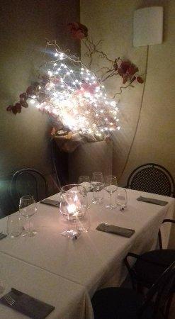 Carbonara Scrivia, Italia: Un angolo della sala
