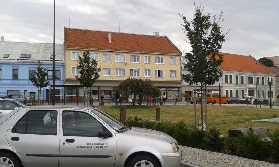 Kojetin, Tsjekkia: Náměstí v Kojetíně