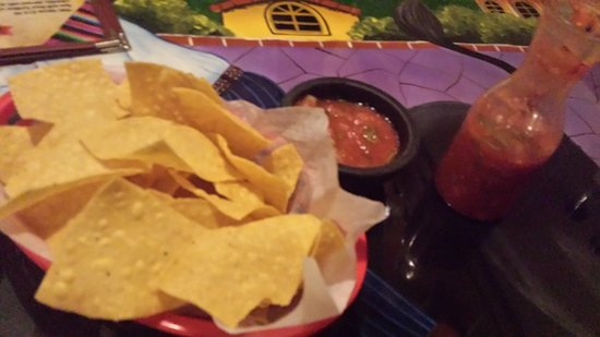El Potro Mexican Bar & Grill: 20171111_180836_large.jpg
