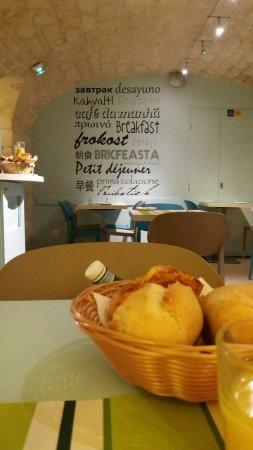 Hotel St. Georges Lafayette: Café da Manhã, local muito fofo!!!