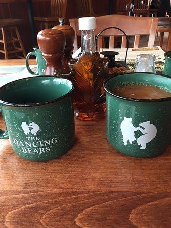 Dancing Bears Restaurant: Breakfast at Dancing Bears