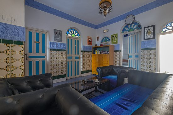 Hostal lajoya chefchaouen maroc voir les tarifs et for Salon zen rabat tarifs
