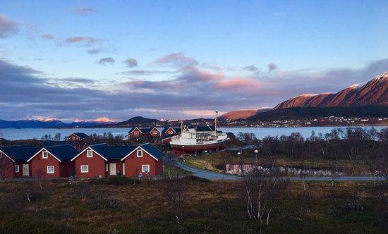 Nordland, Noorwegen: Isqueen