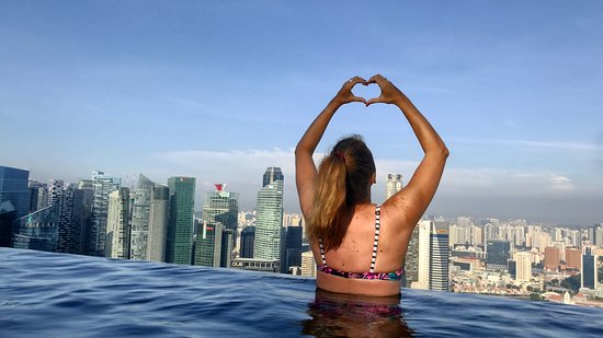The best view in Singapore - Review of Marina Bay Sands