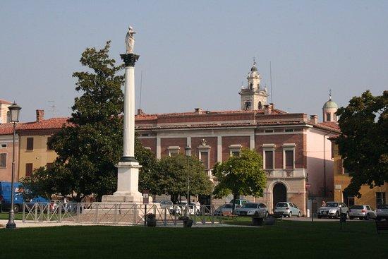La Statua di Minerva