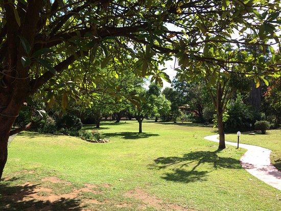 Waterval Boven, South Africa: Lovely gardens