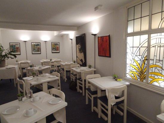 Hotel Argus Brussels: salle à manger pour le petit déjeuner