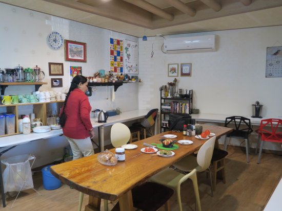 Tae Gong Gak: The kitchen