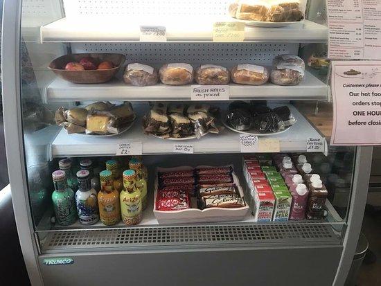 Yatton, UK: Strawberry Line Cafe