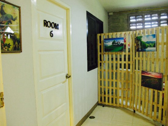 Mae Sot, Thailand: Room No.6 Just Sleep 1 Bed