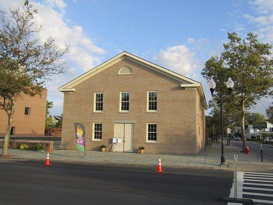 เซนิกาฟอลส์, นิวยอร์ก: Wesleyan Chapel