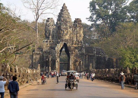 Bayon Angkor Service
