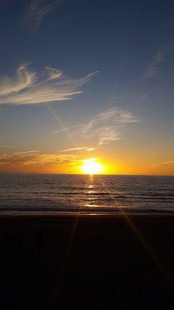 Inn on the Beach: Great view