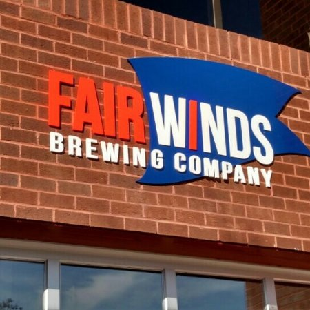 Lorton, VA: Fair Winds Brewing