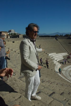 Gaetano's Pompeii Tours: Gaetano Manfredi brings Pompeii alive