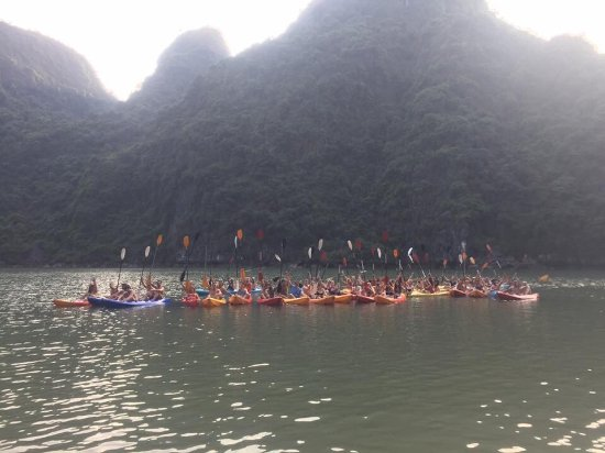 Oasis Bay Party Cruise - Halong Bay: photo0.jpg