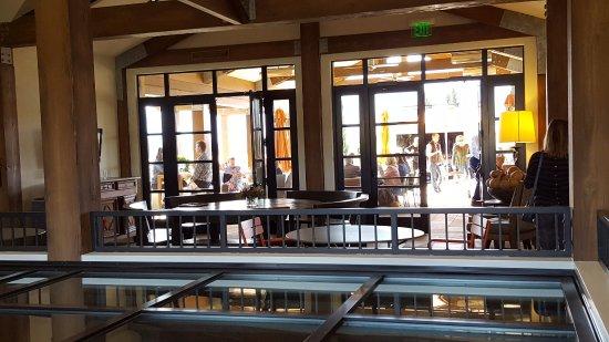 Rutherford, كاليفورنيا: Tasting room