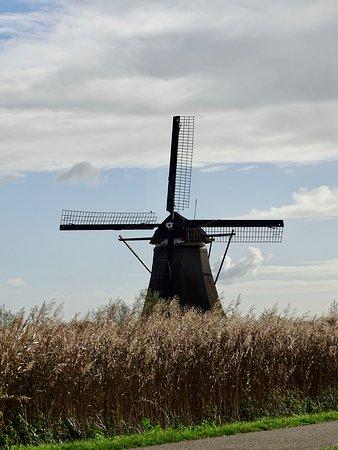 Lignan-De-Bordeaux, France: Kinderdijk, The Nederlands