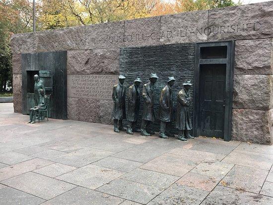 Franklin Delano Roosevelt Memorial : photo2.jpg