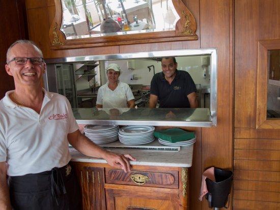 Santa Lucia, Spain: Personeel